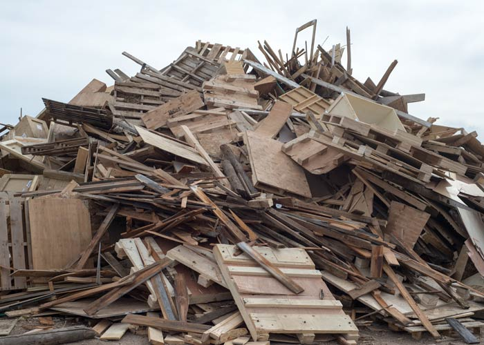 Pallets and Wood Waste